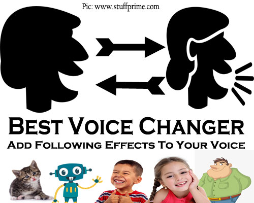 15 Best Voice Changer Apps & Software (Windows, Android, iOS)