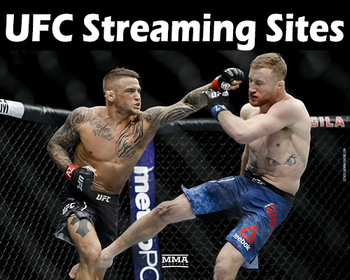UFC Live Streaming Online Free In 2020 – 21+ Best UFC Streaming Sites