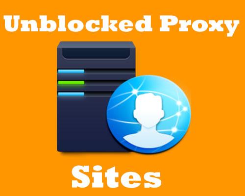 101+ Unblocked Proxy Sites – Best Proxy Websites In 2019 (100% Working)