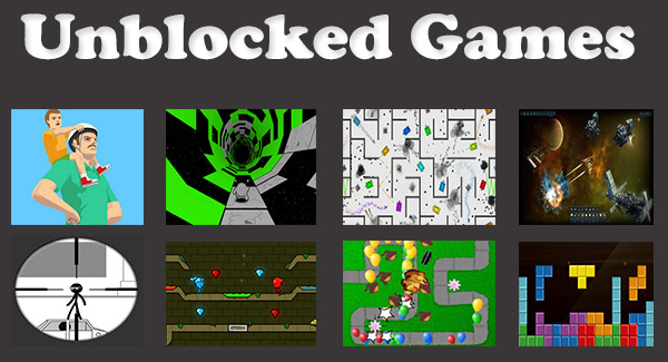 Unblocked Games | Best Unblocked Games Sites [Updated May 2020]